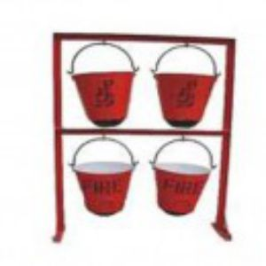 Fire Bucket Stand BD | Fire Bucket Stand