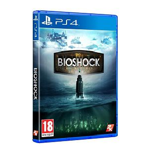 2K Games Bioshock The Collection for PS4