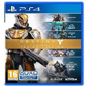 ACTIVISION PS4 Destiny The Collection Game BD | ACTIVISION PS4 Destiny The Collection Game