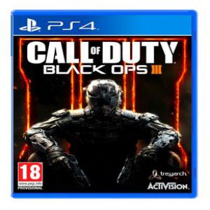 Call of Duty Black OPS 3 PS4 Gaming CD BD | Call of Duty Black OPS 3 PS4 Gaming CD
