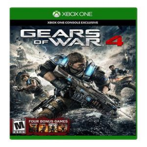 Xbox One Gears of War 4 BD | Microsoft Sports Xbox One Gears of War 4 Game