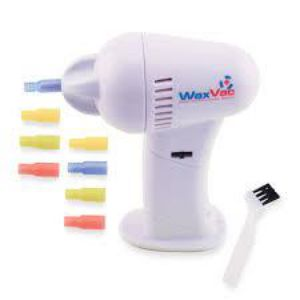 WaxVac Ear Cleaner Machine BD | WaxVac Ear Cleaner Machine