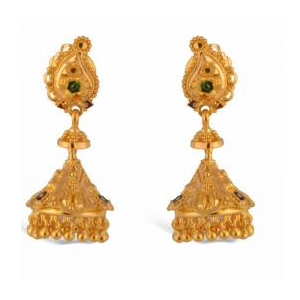 Jhumka Designs in Gold Price BD | Jhumka Designs in Gold
