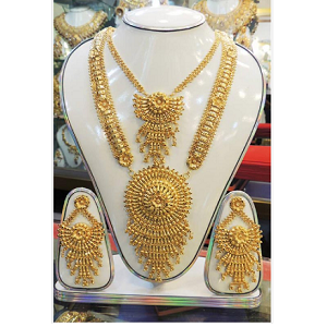 Gold Plated Jewellery Designs Price BD | Gold Plated Jewellery Designs