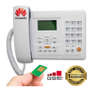 Sim Supported Landline Phone Price BD | Sim Supported Landline Phone
