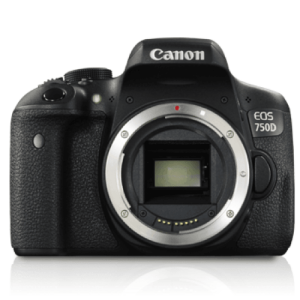 Canon EOS 750D Camera Price BD | Canon EOS 750D Camera