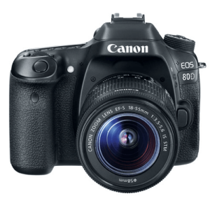Canon EOS80D Camera Price BD | Canon EOS 80D Camera