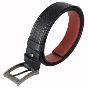 Black Color Belt Price BD   Black Color Original Leather Belt