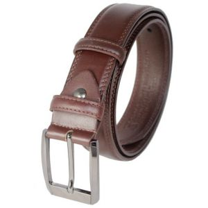 Chocolate Color Belt Price BD   Genuine leather belt