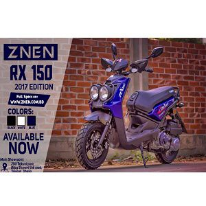 Znen RX 150 Offroad Scooter Price BD | Znen RX 150 Offroad Scooter