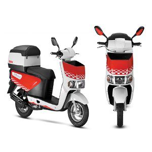 Znen Delivery Scooter Price BD | Znen Delivery Scooter