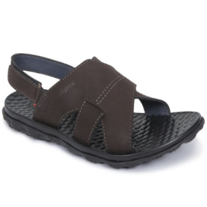 Apex Sandal Price BD | Apex Leather Casual Sandal Black