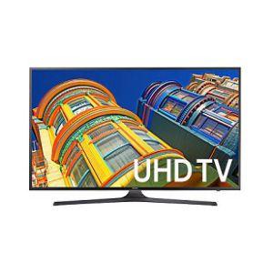 SAMSUNG 40 INCH KU6300 SMART FLAT 4K UHD TV