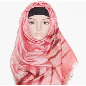 Red Silk Hijab Price BD | Red Silk Hijab