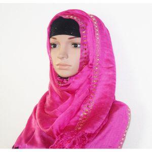 Pink Silk Hijab Price BD | Pink Silk Hijab
