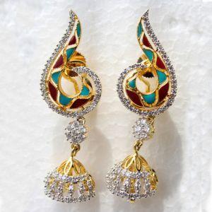Ear Ring Price BD   Multi Colour Ear Ring