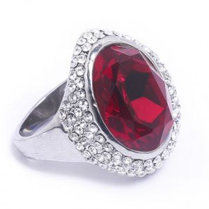 Red Stone Ring Price BD | Red Stone Ring