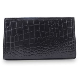 Black Leather Purse Price BD | Black Leather Purse