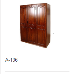 Brothers Furniture A136 Price BD | Brothers Furniture Almirah