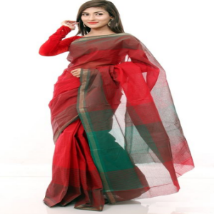Tant Cotton Saree Price BD | Tant Cotton Saree