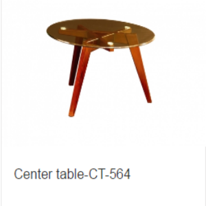 Brothers Furniture CT564 Price BD | Brothers Furniture Center Table