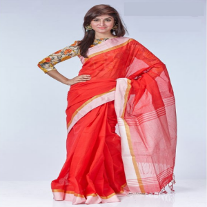 Pure Cotton Saree Price BD | Pure Cotton Saree
