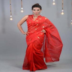 Tangail Jamdani Saree Price BD | Tangail Jamdani Saree