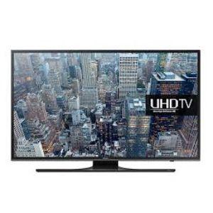 SAMSUNG 60 INCH JU6400 FLAT 4K UHD TV