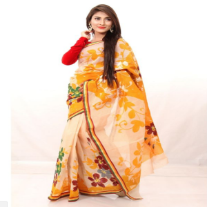 Saree Price BD | Cotton Saree