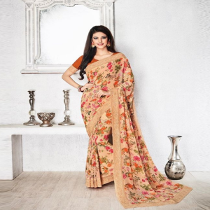 Georgette Saree Price BD | Georgette Saree