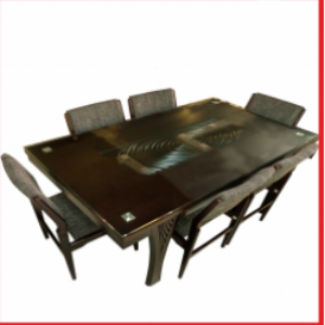 DT152 Brothers Furniture Alfa Dining Table