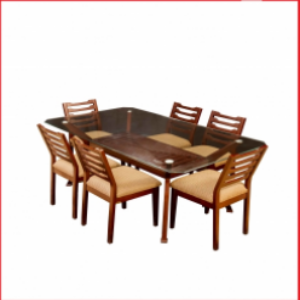 DT148 Brothers Furniture Cambrian Dining Table