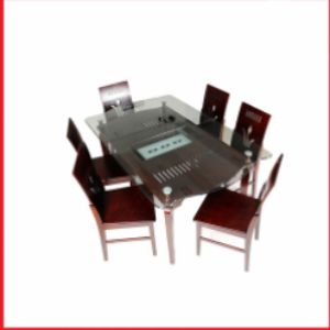 DT146 Brothers Furniture Italian Dining Table