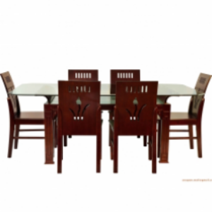DT140 Brothers Furniture Tulip Dining Table