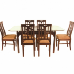 DT125 Brothers Furniture Camellia Dining Table