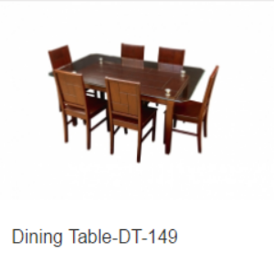 DT149 Brothers Furniture Dining Table