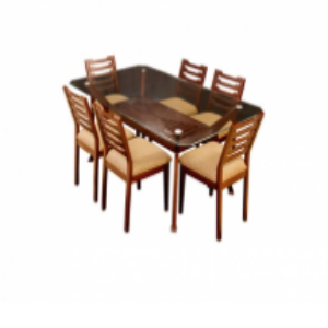 DT148 Brothers Furniture Dining Table