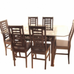DT124 Brothers Furniture Elite Dining Table
