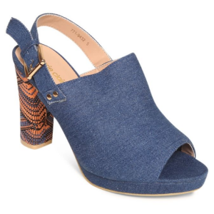 Bata Marie Claire Blue Heel Price BD | Bata Marie Claire Blue Heel