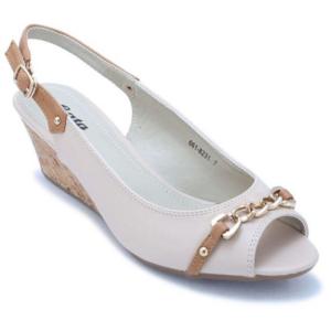 Bata PU Casual Wedge Shoe Price BD   Bata PU Casual Wedge Shoe