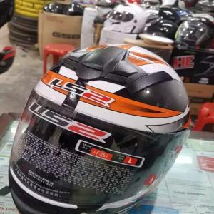 Ls2 Ornage Face Helmet Price BD | Ls2 Ornage Face Helmet