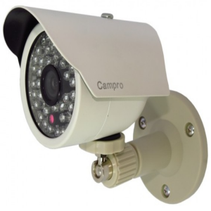 Campro TVL Outdoor IR LED CC Camera 13 MP HD CB RQ100S