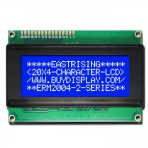 2004 5V Blue Backlight LCD Display
