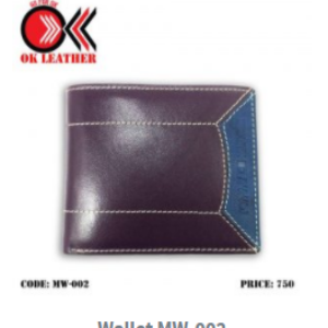 Ok Leather Wallet Price BD | Ok Leather Wallet MW002