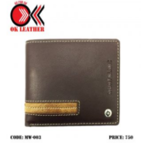 Ok Leather Wallet Price BD | Ok Leather Wallet MW003