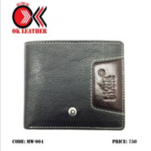 Ok Leather Wallet Price BD | Ok Leather Wallet MW005
