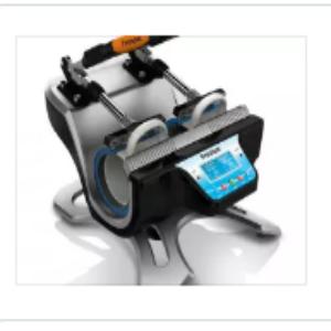 Double Station Mug Press Machine