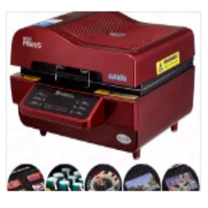3D Sublimation Digital Heat Press Machine