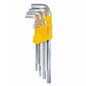 Allen Key Set Hand Tools Price BD | 9 Pieces Hex Key Set