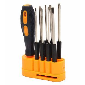 8 In 1 Screw Driver Set Price BD | 8 In 1 Screw Driver Set